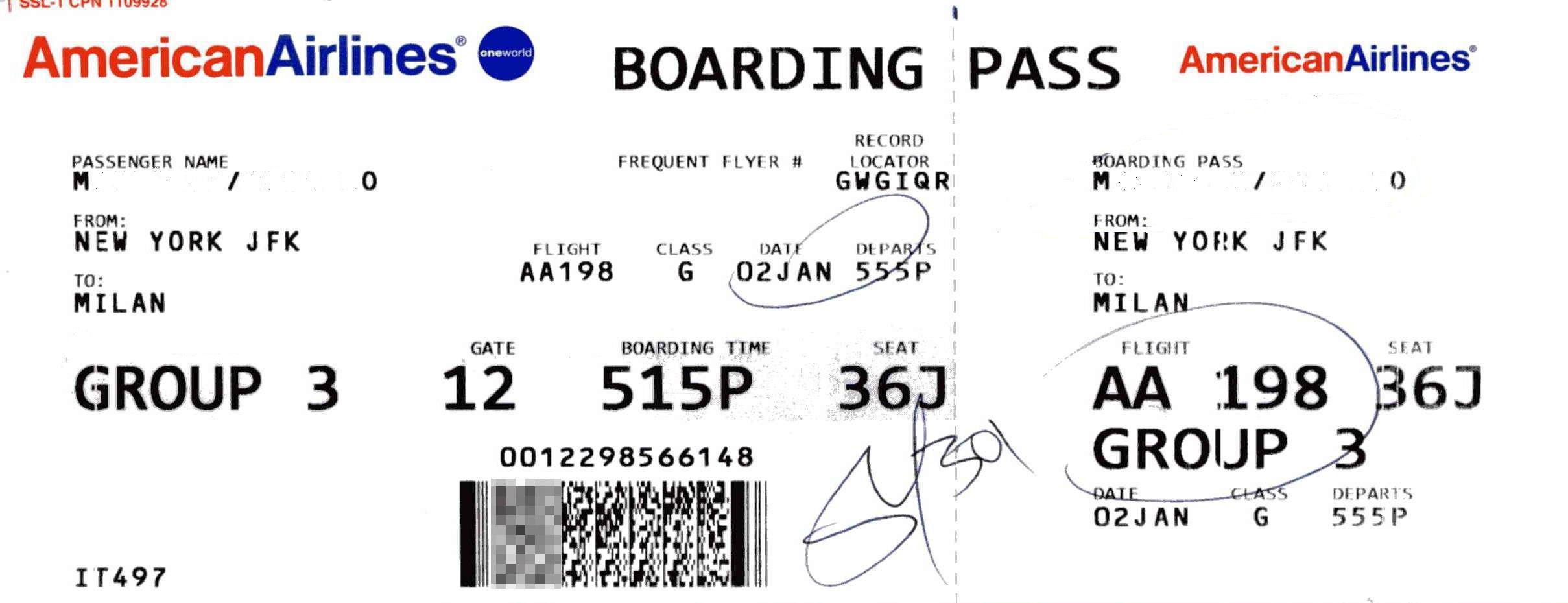 引用元 https://upload.wikimedia.org/wikipedia/commons/7/78/American_Airlines_boarding_pass_AA_198.jpg