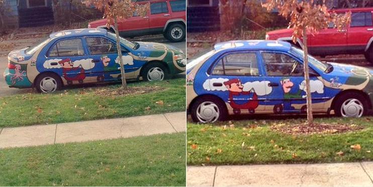 http://www.kotaku.co.uk/2015/11/16/cars-nintendo-paint-job-is-hilariously-bad