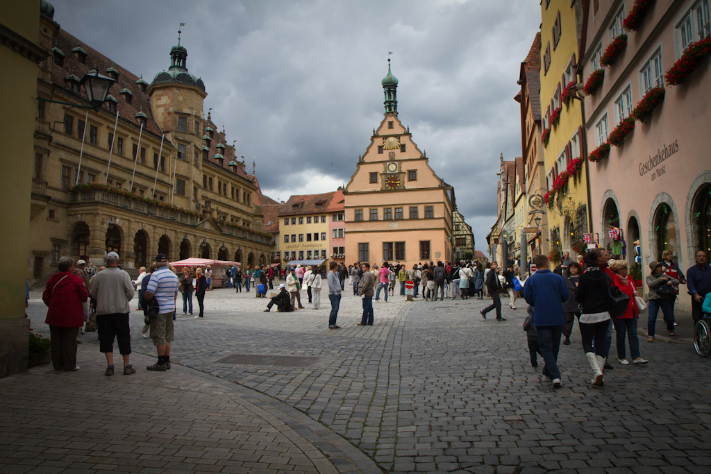 Rothenburg ob der Tauber (5), Germany