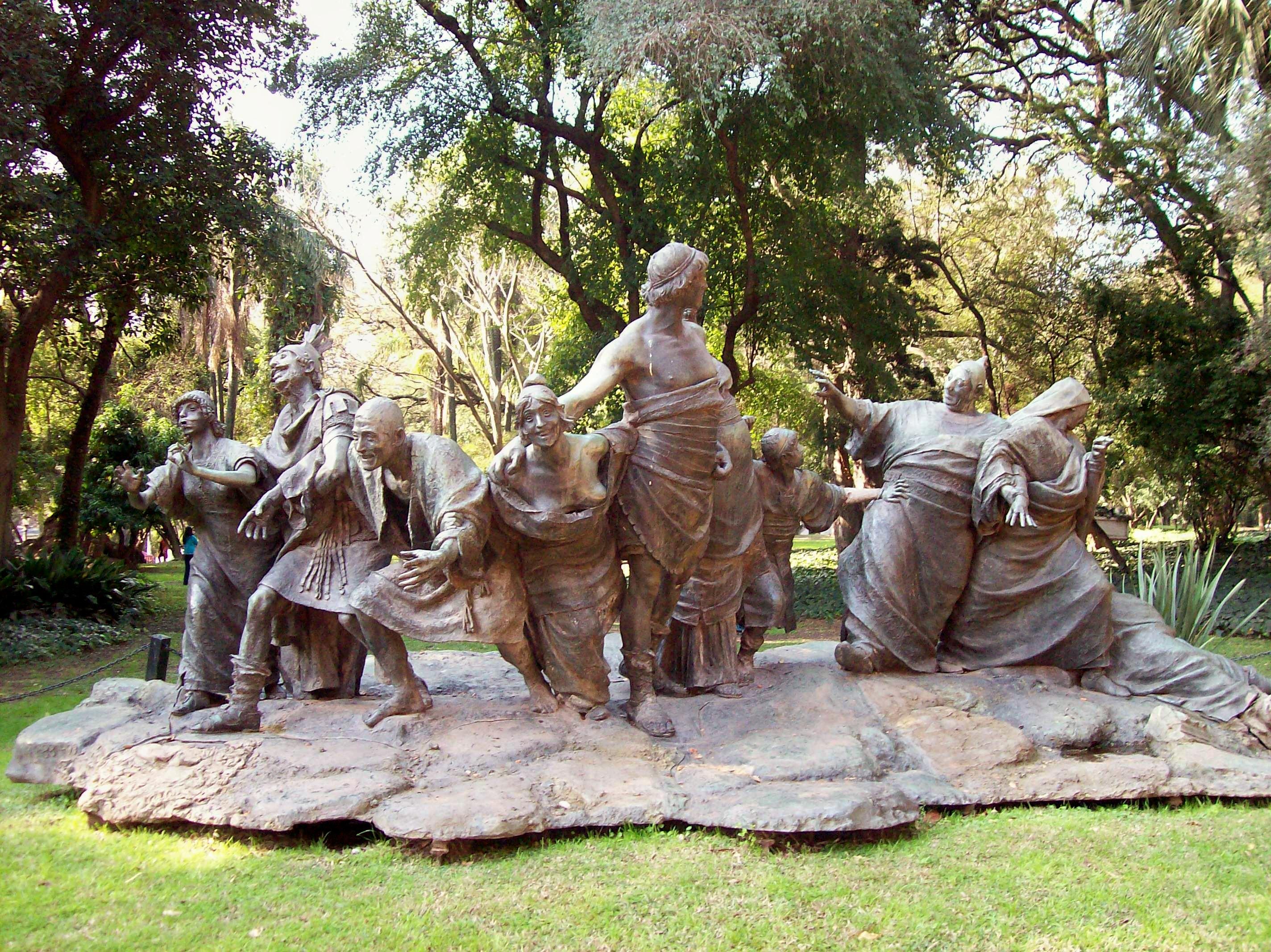 Escultura_Saturnalia_de_Ernesto_Biondi