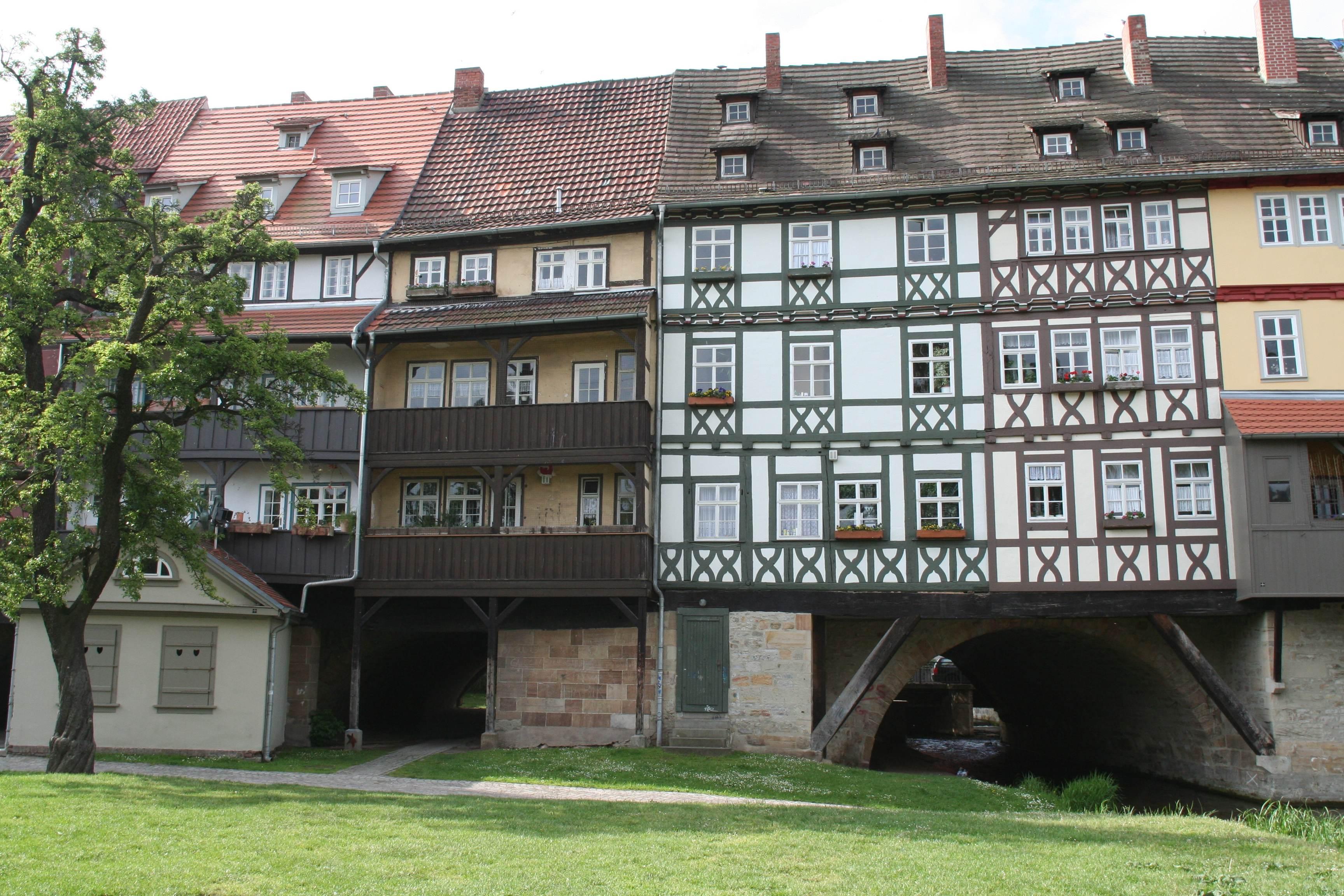 Erfurt-Krämerbrücke