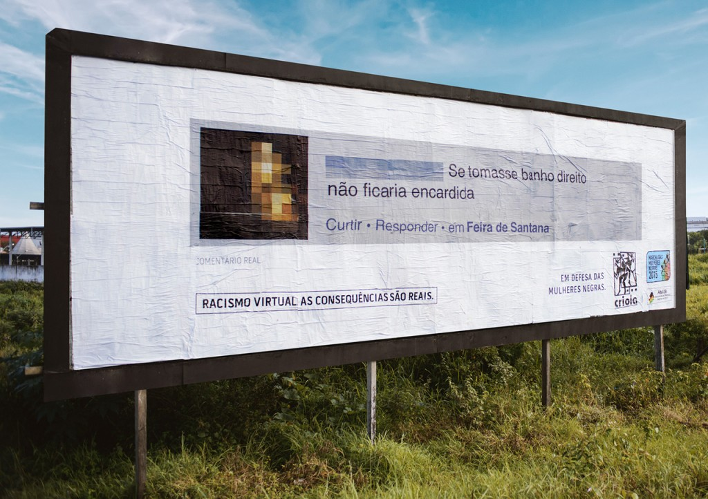 credit: http://www.adweek.com/adfreak/people-who-post-racist-tweets-are-suddenly-seeing-them-billboards-near-their-homes-168382