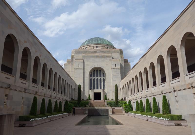 War Memorial, Canberra